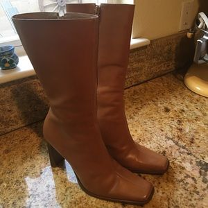 Steve Madden , Leather boots
